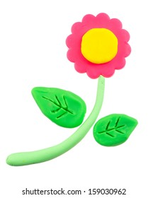 Flower modelling clay
