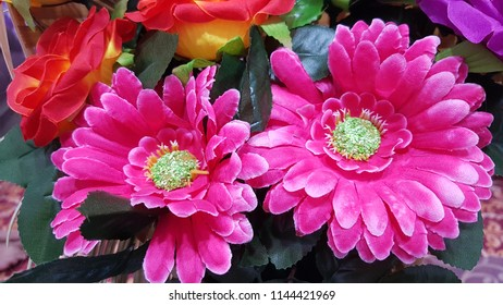 Flower Pink Wallapaper