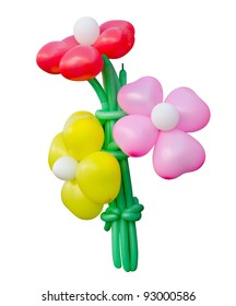 Flowers Balloon to decorate the place.