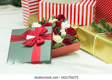 Flowers doll interior sycamy foto box
