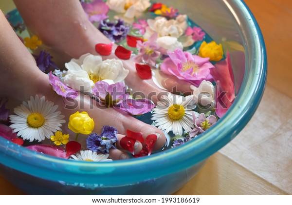 flowery-foot-bath-wild-flowers-600w-1993