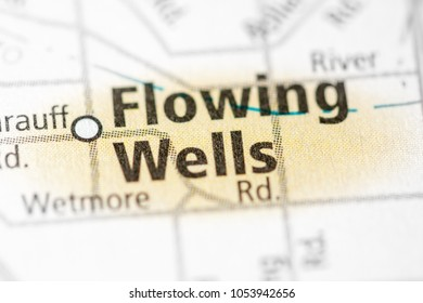 Flowing Wells. Arizona. USA