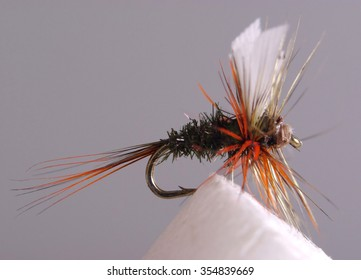 Fluffy fly fishing hook