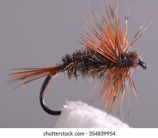 Fluffy fly fishing hook
