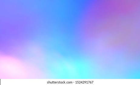 Fluorescent pastel purple and pink. Neon color gradient. Abstract blurred background