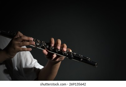 Flute music playing flutist musician performer, musical instrument