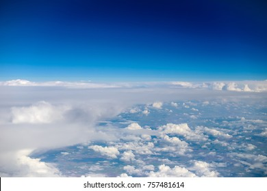 Fly above the clouds