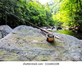 Fly Fishing Harper Creek
