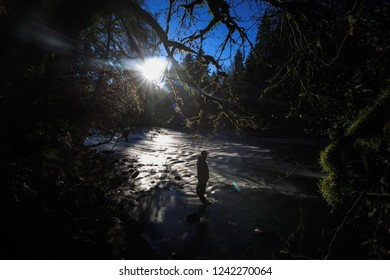 Fly Fishing On The Green River