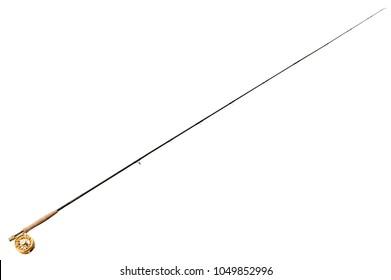 fly fishing pole