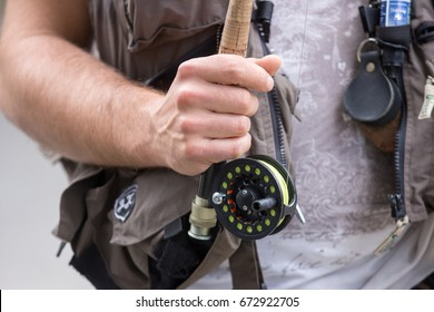 Fly fishing is a type of sport fishing defined so because special artificial lures are used to imitate insects