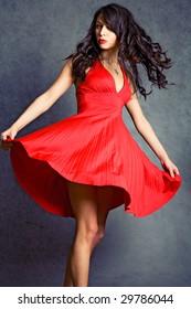 flying dress
