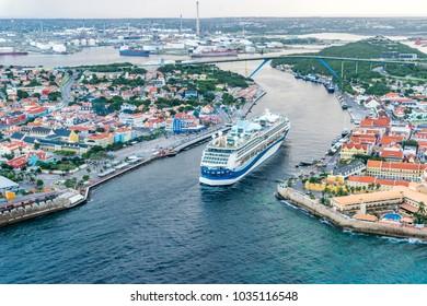 Flying with the Dutch Caribbean Coastguard around Curacao, Bonaire and Aruba