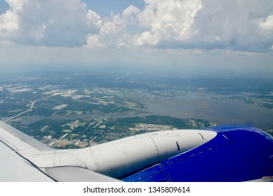 Flying out of Biloxi