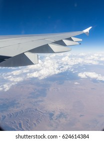 Flying over Persia