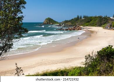 Flynns Beach Port Macquarie, New South Wales, Australia