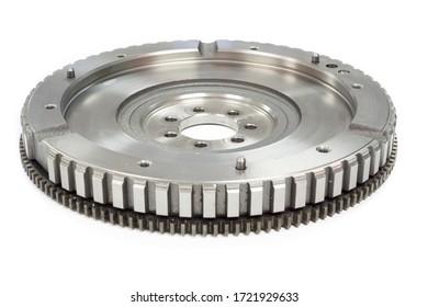 Flywheel for a diesel engine