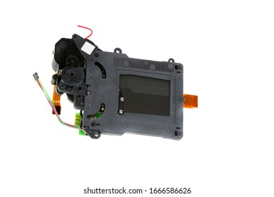 Focal-plane Shutter Group Assembly Replacement Part for Nikon D7200 Camera