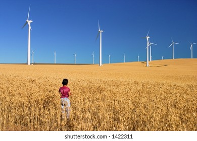 Focus on wind power