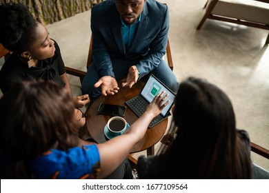 Black People Meeting High Res Stock Images | Shutterstock