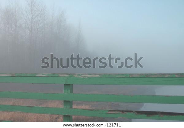 Fog scene