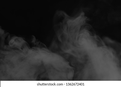 fog or smoke