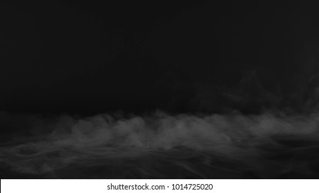 Fog or smoke background