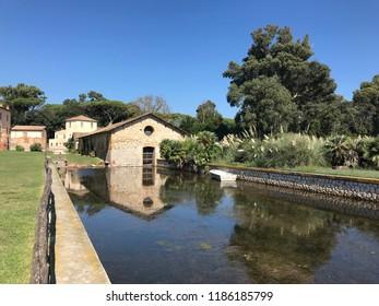 Fogliano Natural Park