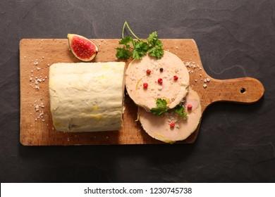 foie gras, french gastronomy