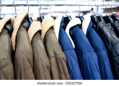 folded down jackets for men