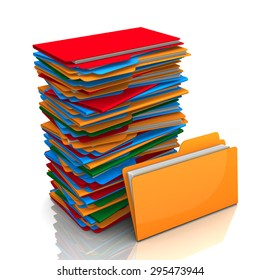 folder stacks