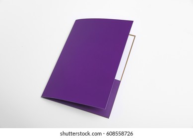 folder template mock up