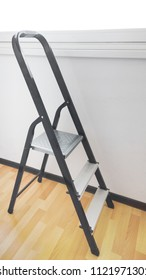 the folding stairs