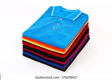 Folding T-shirt