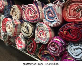 Folk , loincloth , Woven