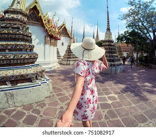 Follow me to the temples of Wat Pho