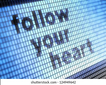 follow your heart  Full collection of icons like that is in my portfolio