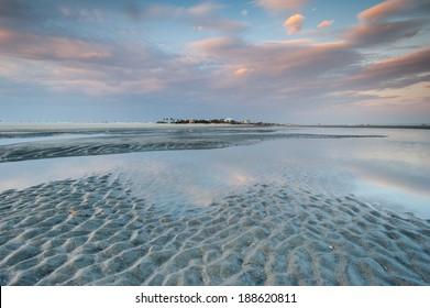 Folly Beach County Park Sunset Beach Scenic