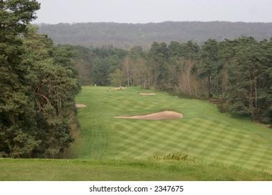 fontainebleau golf course, france