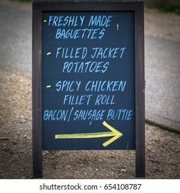 Food Advertising Board