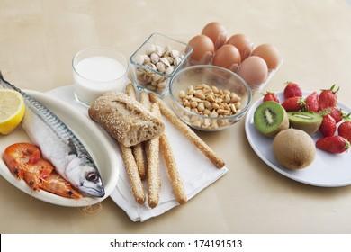 Fødevarer Allergi