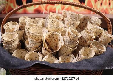 Food Basket - Papad