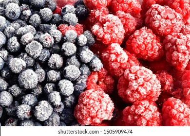 food berry raspberry blueberry frozen