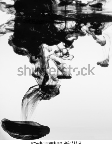 Food Coloring Drops Water Stock Photo (Edit Now) 363481613