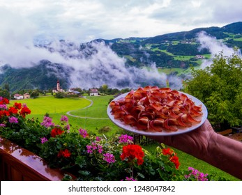 Food of the Dolomites: Speck