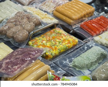 Food industrial, Fod production and packing process, Food high technology manufacturing with automatic machine