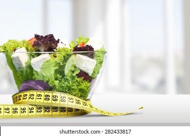 Food, menu, concept. - Shutterstock ID 282433817
