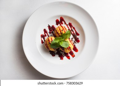 food photography creative restaurant dessert recipe concept