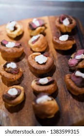 Food photography - F&B Decoration of desserts