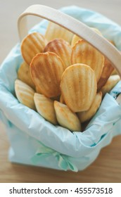 Food Photography: Madeleines